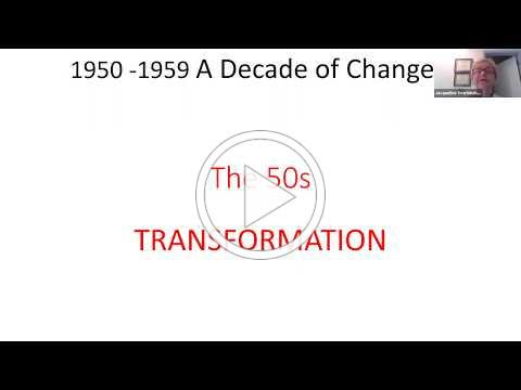 1950 - 1959: A Decade of Change with Jackie Scerbinski