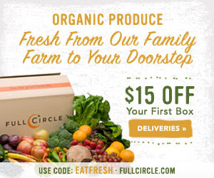 Full Circle: $15 off First Box...