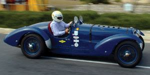 1936 Delahaye Type 135 Speciale Evocation