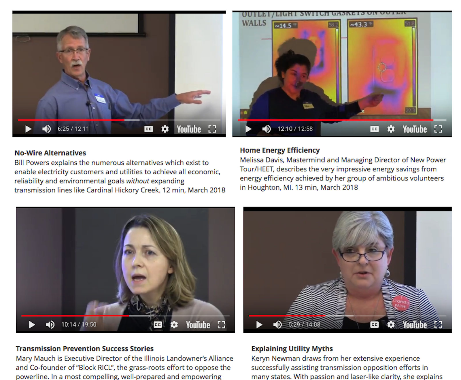 Conference Videos: Harnessing Our Local Energy Futures
