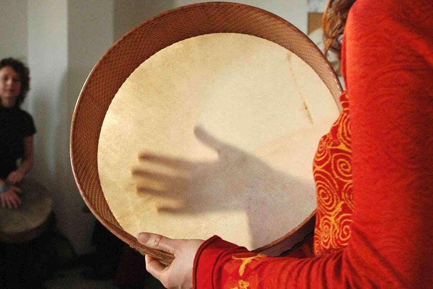 Drum Power - Diana Tedoldi