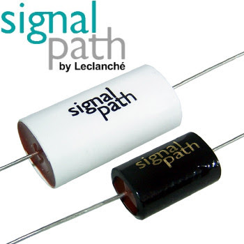 Le Clanché Signal Path Tin Foil Polypropylene Capacitors