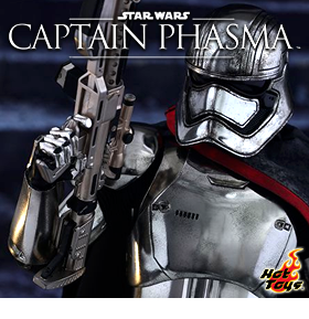 EPISODE VII HOT TOYS CAPTAIN PHASMA