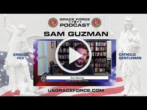 Grace Force Podcast Episode 3, Aug. 28, 2019