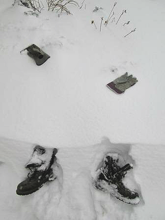 too much snow for hammers