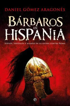 Portada de Bárbaros en Hispania