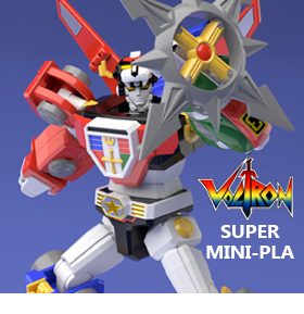 VOLTRON SUPER MINI-PLA