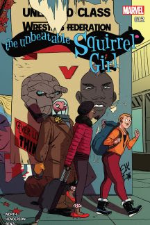 The Unbeatable Squirrel Girl #12