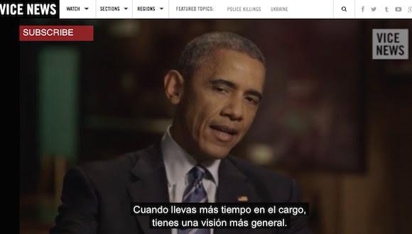 obama en vice news