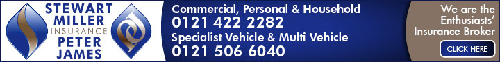 Stewart Miller Peter James Insurance