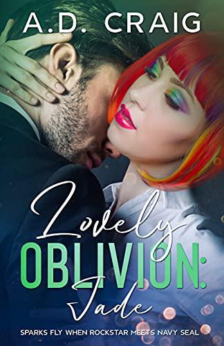 Cover for 'Lovely Oblivion: Jade'