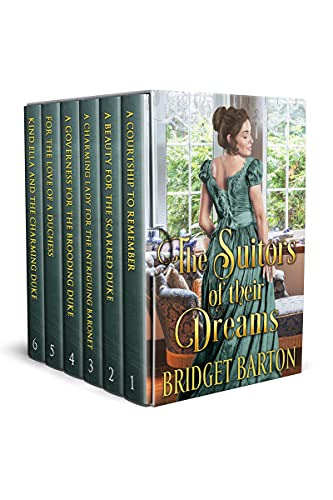 Cover for 'The Suitors of their Dreams Box Set'