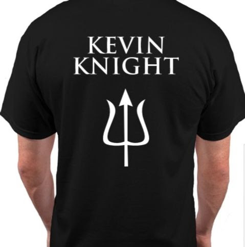 New Kevin Knight T-Shirt