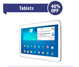 Tablets - 40% OFF. Desde $999