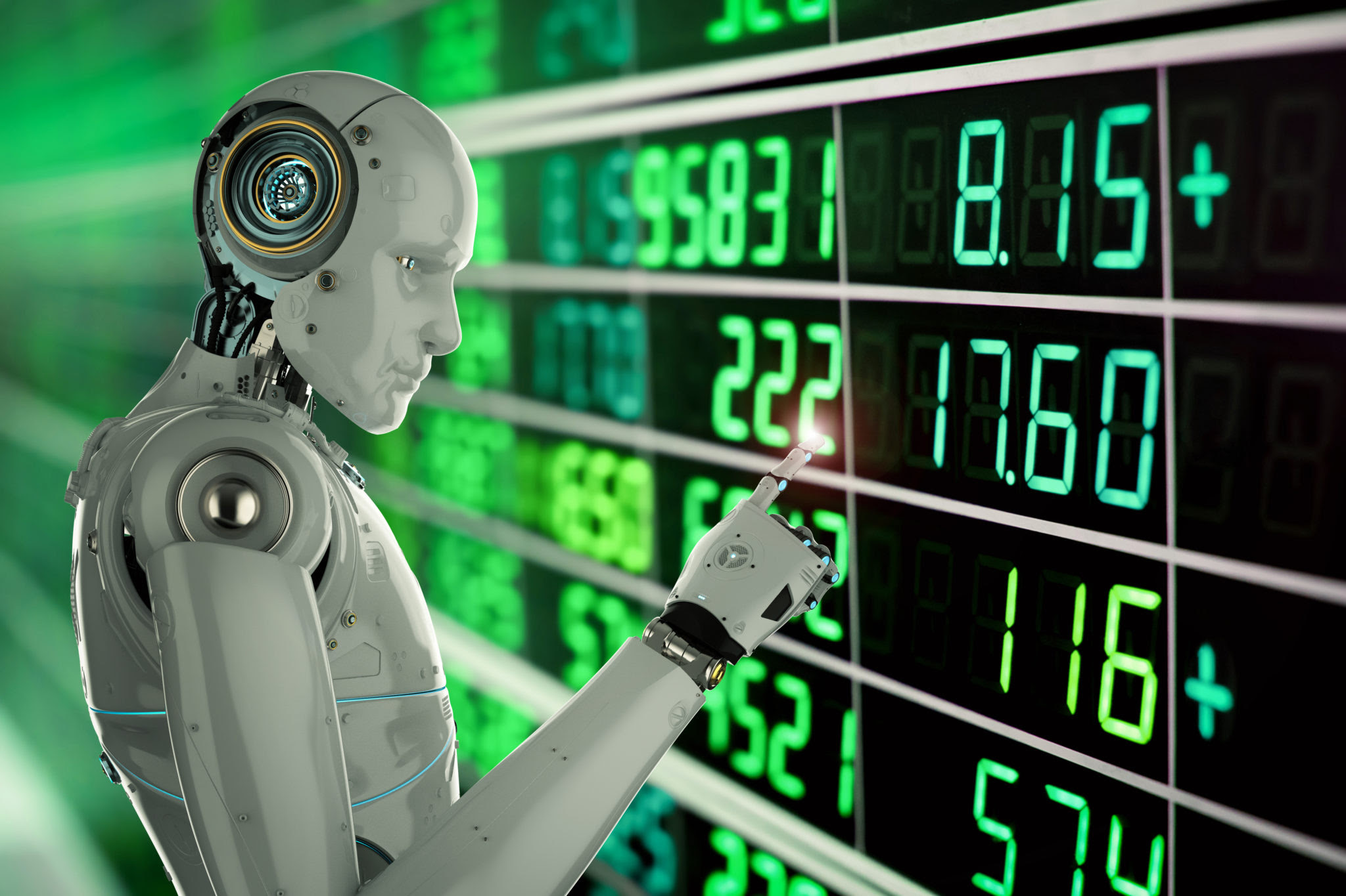 Artificial Intelligence Applications - AI in Finance
