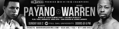Bounce TV, the nation's first-ever over-the-air broadcast television network for African Americans, has begun to beat BET in viewership.  Premier Boxing Champions comes to Bounce TV this Sunday, August 2 at 9:00 p.m. (ET), with the debut of the new monthly series PBC - The Next Round, which will showcase the sport's future stars and potential champions. The network will also stream the telecast live on BounceTV.com, which also has local channel location for the network.