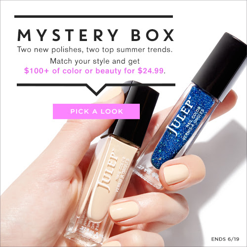 JUNE MYSTERY BOX OFFER by JULEP