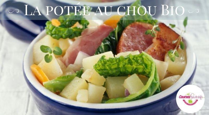 La recette de la potée de légumes d'hiver Bio facile et rapide