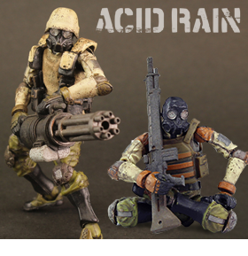 NEW ACID RAIN FIGURES