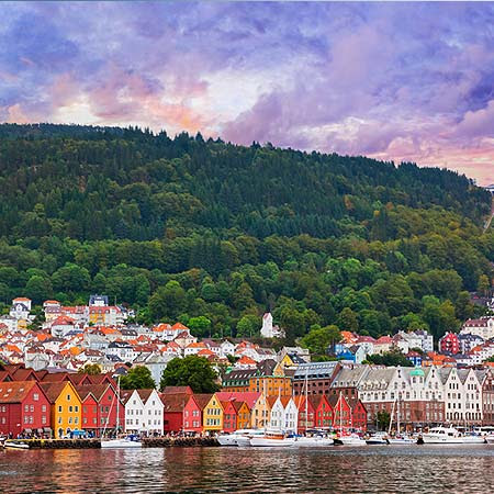 Viking Stockholm to Bergen Cruise