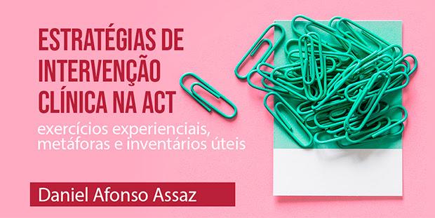 Curso: Estratégias de Intervenção Clínica na ACT - Exercícios, metáforas e inventários 11