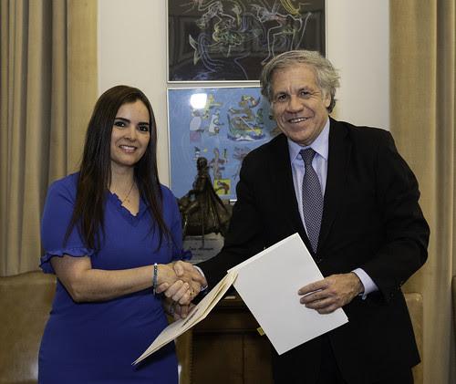 <br>OEA e Instituto Casla crearán un sistema de alerta temprana sobre crímenes de lesa humanidad
