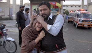 Pakistan: Muslims open fire on Christians leaving Sunday worship, two dead, five injured