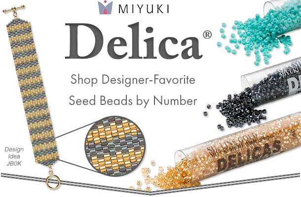 Delica Seed Beads