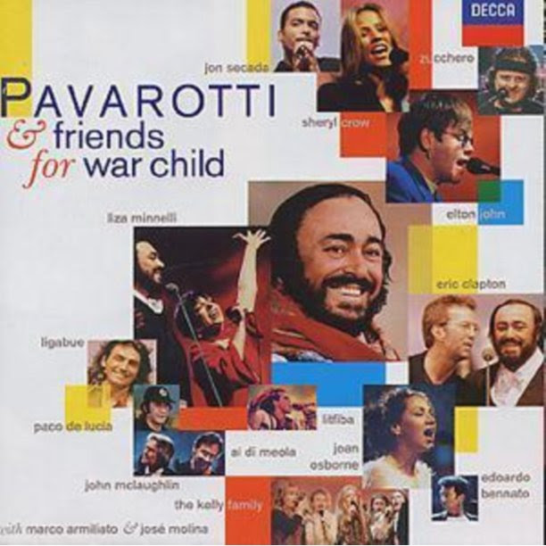 Pavarotti & Friends for War Child / Various