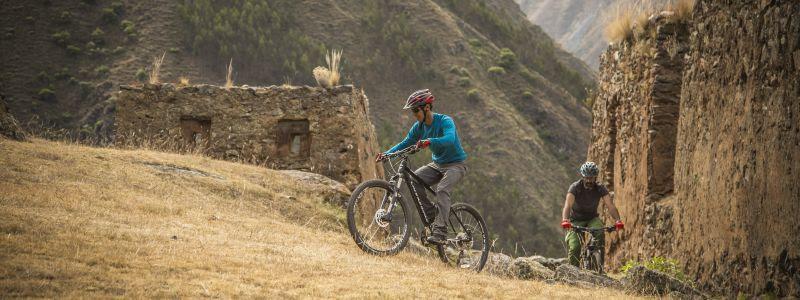 Exploração de ciclismo