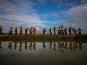 Las autoridades de Bangladés han hecho un llamado a la comunidad internacional para lograr el traslado de los rohinyás.