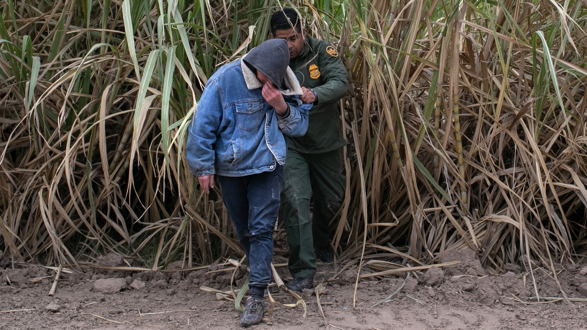 328 Chinese Nationals Caught Trying To Illegally Enter U.S. At Southern Border