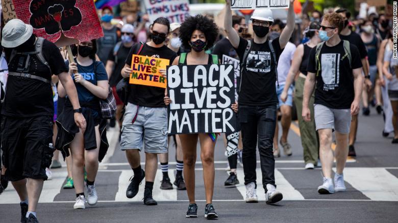 """""""Black Lives Matter ha ganado la guerra ideológica"""""""