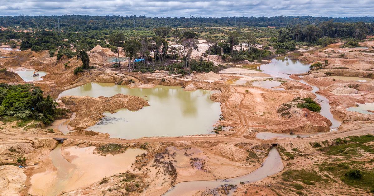 Mines industrielles en Guyane: le Gouvernement peine à clarifier sa position
