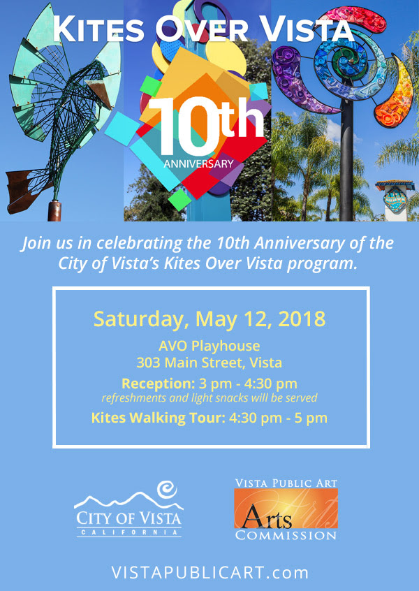 kites 10th anniversary
