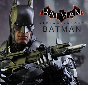 1/6 SCALE ARKHAM KNIGHT BATMAN