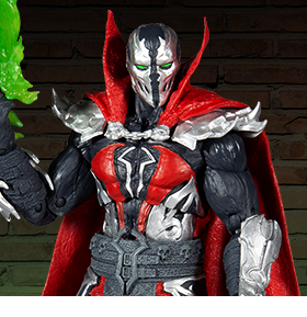 Mortal Kombat XI Malefik Spawn Action Figure