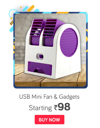 USB Mini Fan & Gadgets