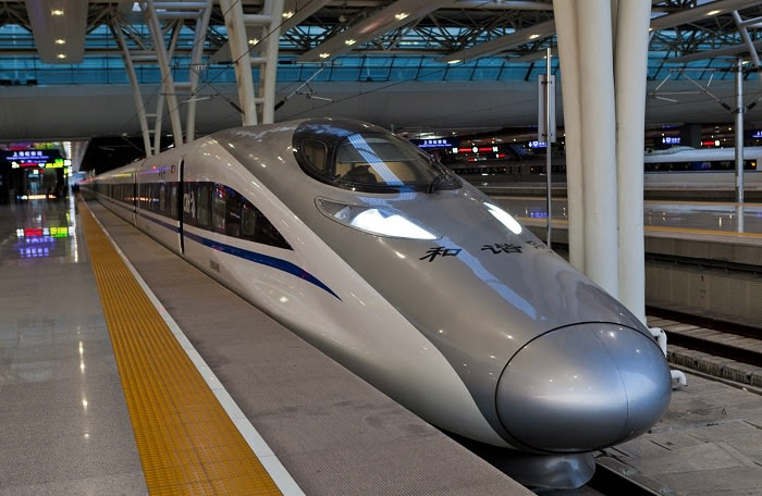 The Fastest Trains in the World