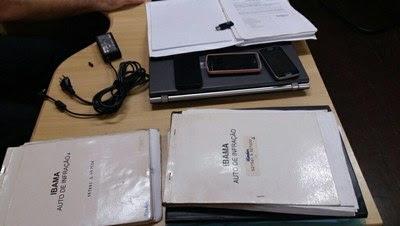 Três servidores do Ibama de Santarém (PA) são denunciados por corrupção