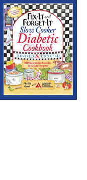 Fix-It and Forget-It Slow Cooker Diabetic Cookbook