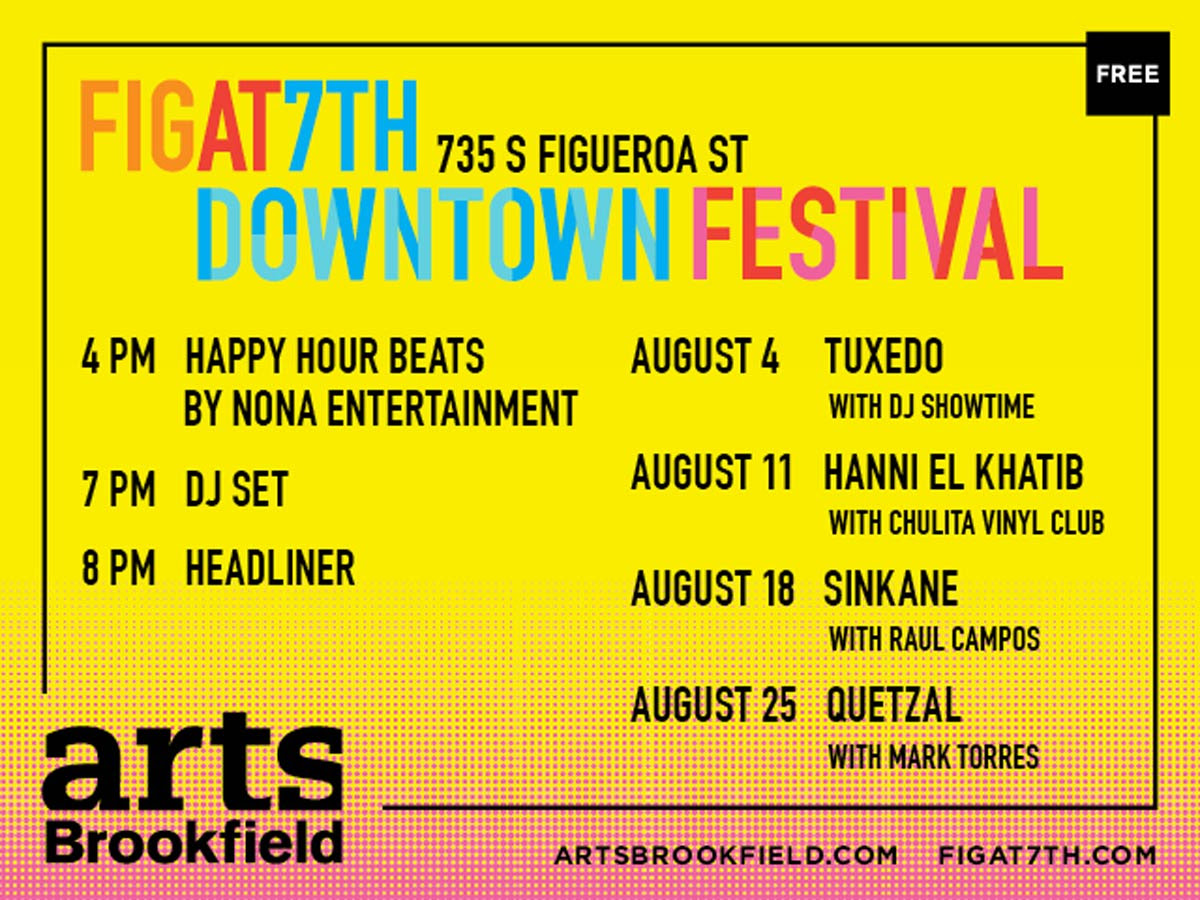 FIGFest 2017 Line-up