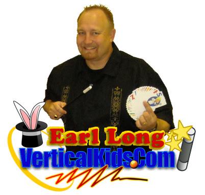 earl long logo with web address