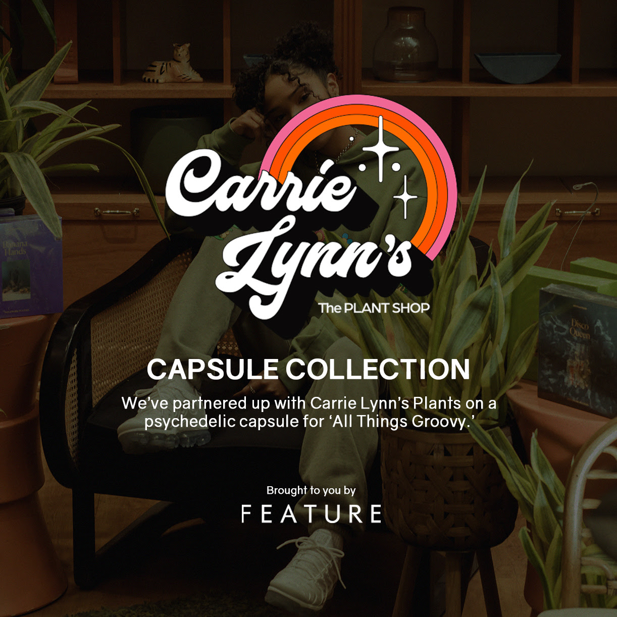 Feature x Carrie Lynn's Plants