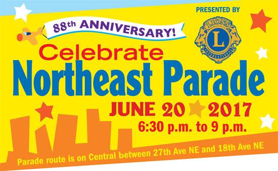 Celebrate Northeast Parade