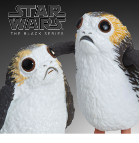 "STAR WARS BLACK SERIES 6"" PORG TWO PACK"