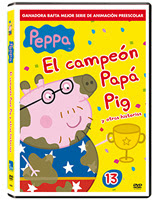 PEPPA PIG – VOLUMEN 13 Y 14