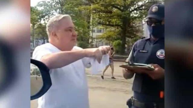 'Desacato a servidor é crime e ele deve saber disso', diz sindicato