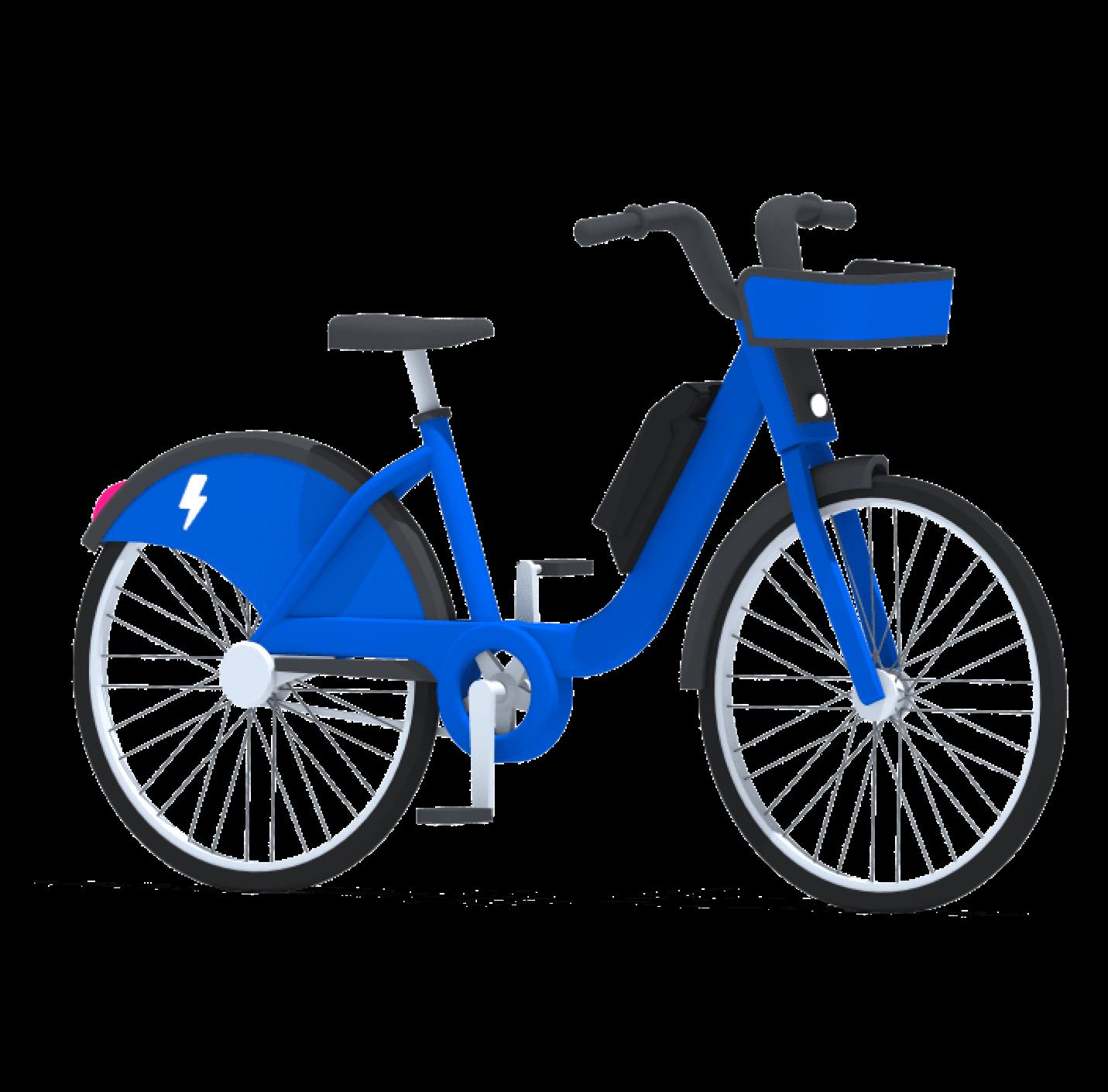 CitiBike electric bike image