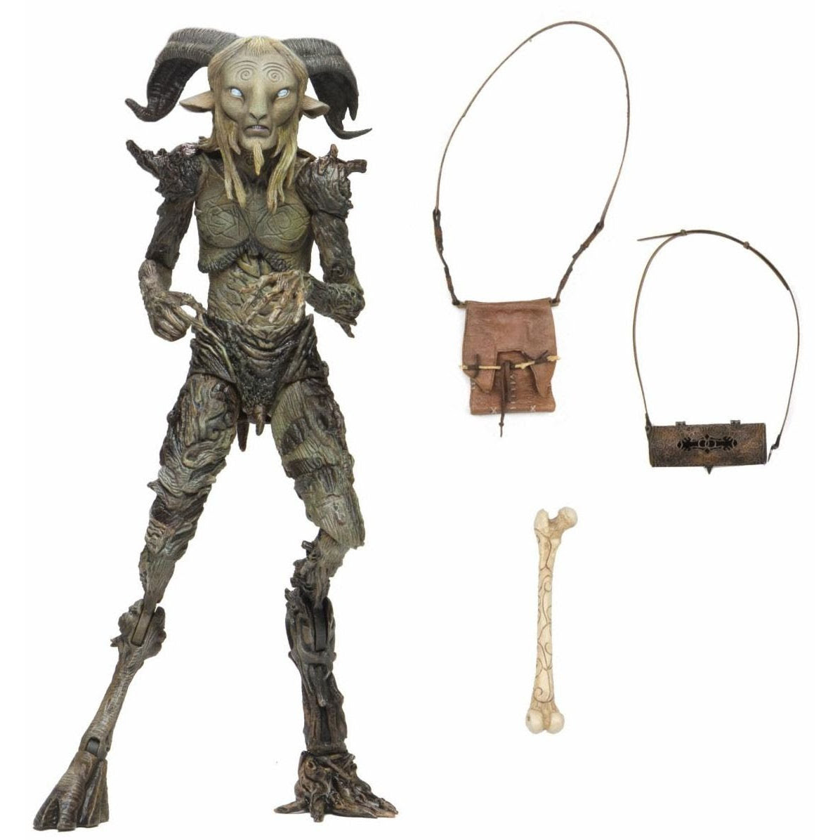 "Image of Guillermo Del Toro Signature Collection - 7"" Scale Action Figure - Old Faun (Pan&squot;s Labyrinth) - NOVEMBER 2020"